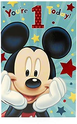 Carlton 493056-0-1 - Tarjeta de cumpleaños con diseño de ...