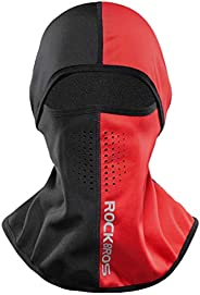 ROCKBROS Winter Balaclava Dustproof Full Face Mask for Skiing Cycling Face Mask for Woodwork,Hiking,Running