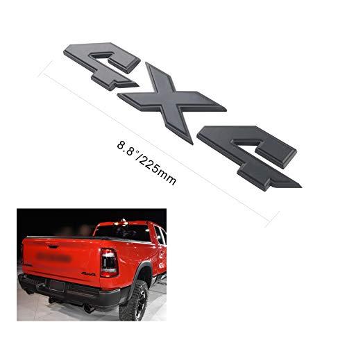 2012 Dodge Ram 1500 4x4 - 4X4 Emblem 8.8 Inch Badge for Dodge Ram 1500 2500 3500