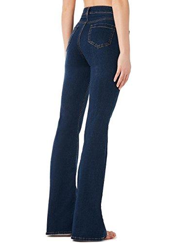 Pattes Jean 3210 Bleu Calzedonia d'lphant Femme fBwqFnx5E