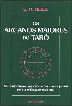 Os Arcanos Maiores do Tarô - 9788531500145 - Livros na