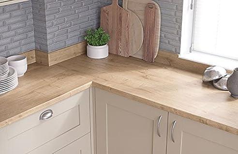 Egger Modernes Natürliche Arlington Eiche Wirkung Küche Badezimmer