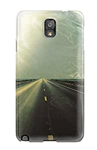 Pretty VeFaoWF2180sBRbJ Galaxy Note 3 Case Cover/ Massive Planet In The Sky Series High Quality Case