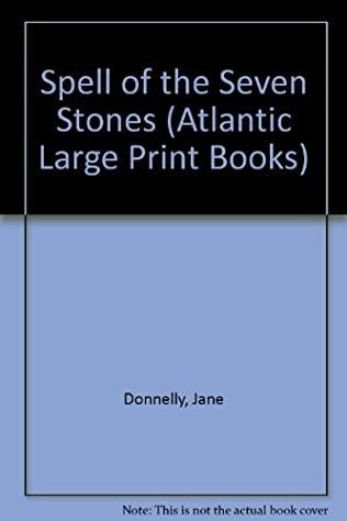 book cover of Spell of the Seven Stones