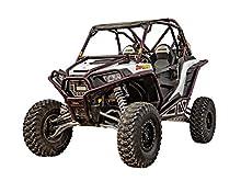 "SuperATV Adjustable 3-5"" Lift Kit for Polaris RZR XP 1000/4 1000 (2014-2016) - Black"