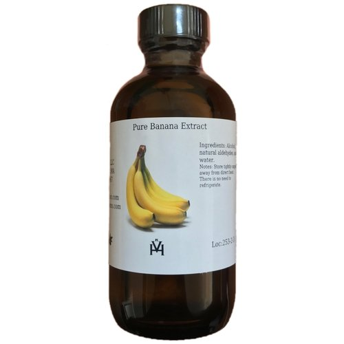 Pure Banana Extract, 4 Ounce