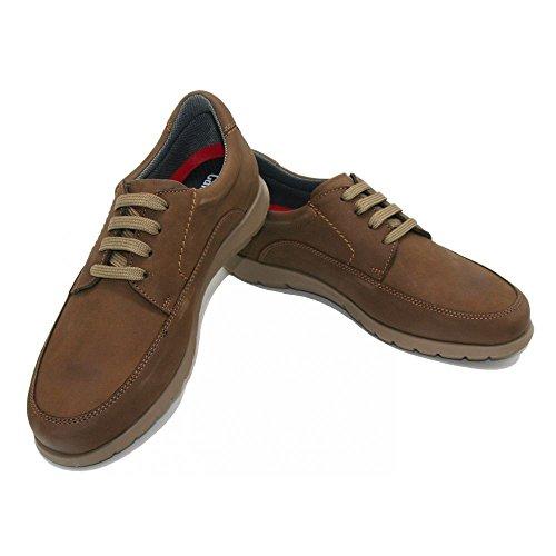 Taupe hombre bajas zapatillas de CALLAGHAN deporte 81308 nxOfnAY