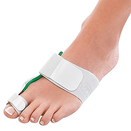 Amazon.com: Aircast Bunion Aid: Padded Hinge Splint, One Size Fits Most: Health & Personal Care