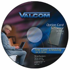 Valcom Valcom Option Card with Scheduler