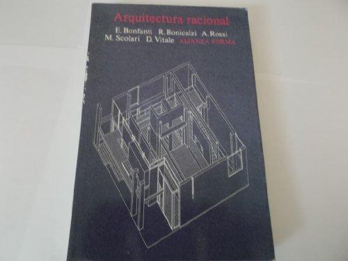 Descargar Libro Arquitectura Racional E. Bonfanti