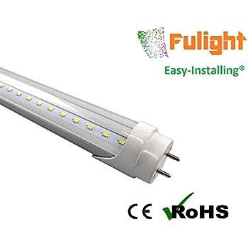 "Fulight® Rotatable ¤ LED F15T8 Tube Light-18"" (17-3/4"