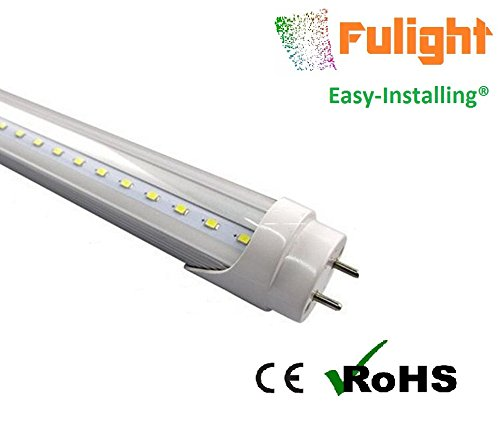 Fulight Easy Installing Clear Tube Light product image