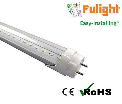 Fulight Easy-Installing & Clear ¤ T8 LED Tube Light - 2FT 24