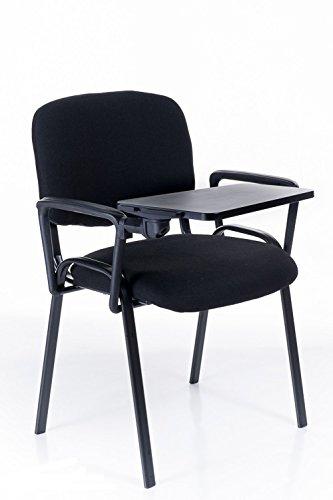 sedie attesa ufficio nere