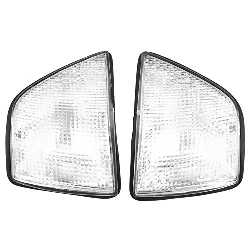 Convertible 2dr Coupe - Value-5-Star - 1Pair Car Corner Light Cover for BMW 3 Series 318is 323i E36 2DR Coupe/Convertible 92-98 Car-styling White