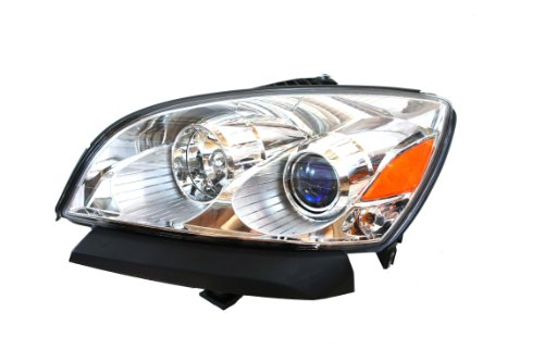 Headlight Genuine Assembly (Genuine Saturn Outlook Driver Side Headlight Assembly Composite (Partslink Number GM2502285))