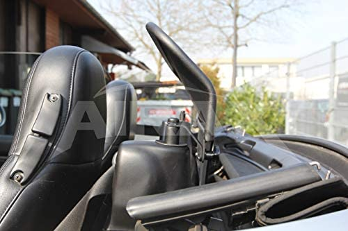 Airax Windschott Für Z3 Cabrio Windabweiser Windscherm Windstop Wind Deflector Déflecteur De Vent Auto