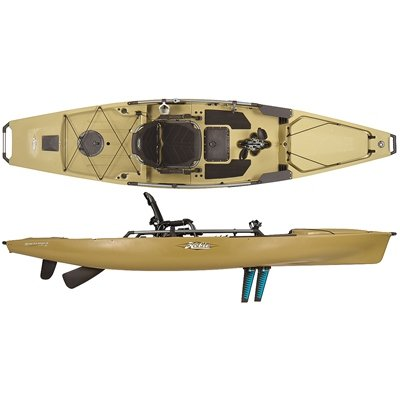 Our #4 Kayak is the Hobie Mirage Pro Angler 14