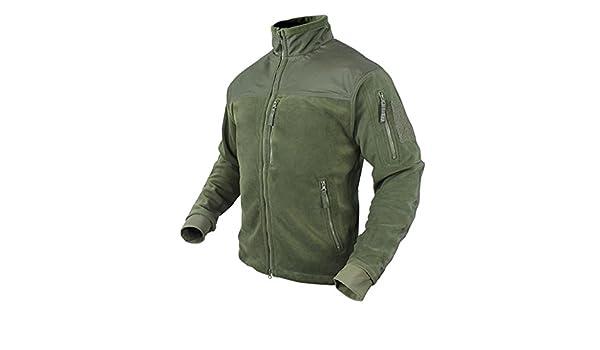CONDOR 601-001-XL ALPHA Micro Fleece Jacket OD XL: Amazon.es: Deportes y aire libre