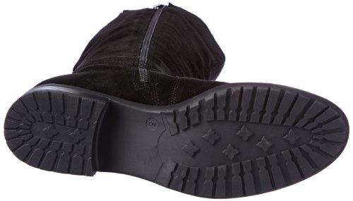 Caprice Helina-B-2-2 9-9-25550-21 346 9-9-25550-21 - Botas de cuero para mujer negro - Schwarz (BLACK SUEDE)