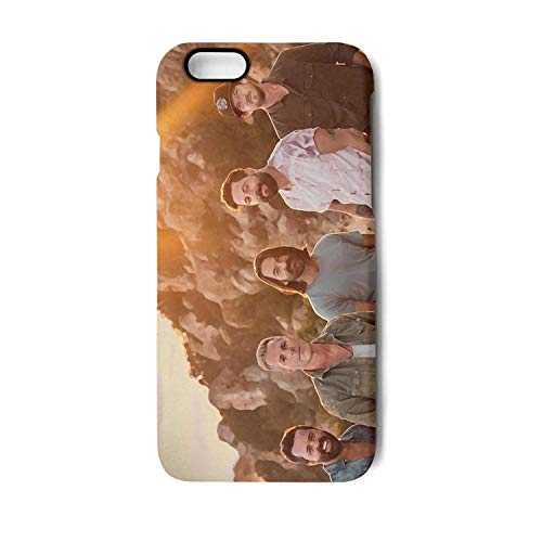 R&B Special Cool Best Stylish Fashionable Rock and roll Phone Case for iPhone 6/6s(Plus),7/8(Plus) TPU Material Anti-Fingerprint Non-Slip Thin Silicone Scratch Impact Resistant