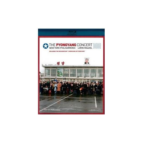 New York Philharmonic - Pyongyang Concerto (Blu-ray)