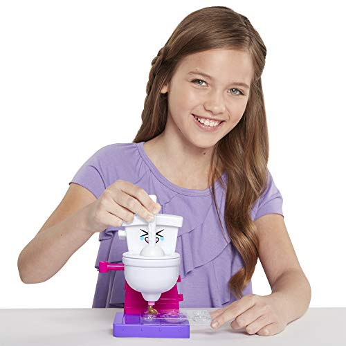 Chocolate Poop Maker Food Activity    White   Make Your Own Chocolate Poop Emojis   Chocolate Included Or Use Chocolate from Home   Sweet Treats   Jakks Pacific (Best Chocolate In The World 2019)