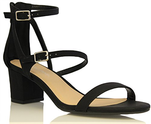 City Classified Womens Ankle Chunky