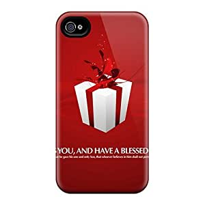 Durable Protector Case Cover With God Bless You Gifts Hot Design For Iphone 5/5s