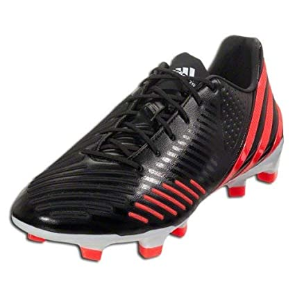 21b5402b7502 Amazon.com   adidas Predator LZ TRX FG Soccer Shoes (Black Pop) 7.5   Soccer  Shoes   Everything Else