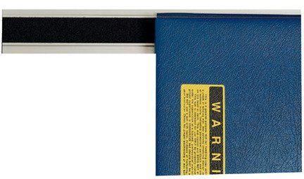 Velstick 4′ (1.2m) Section Wall Molding (VMW-4) from American Athletic, Inc.
