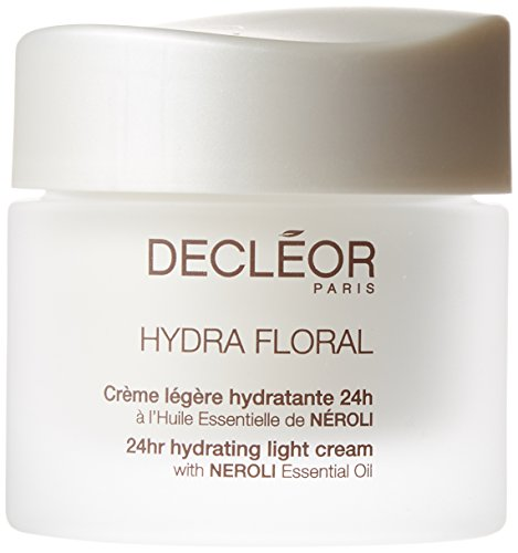 Decleor Floral Hydrating Light Cream, 1.7 Fluid Ounce