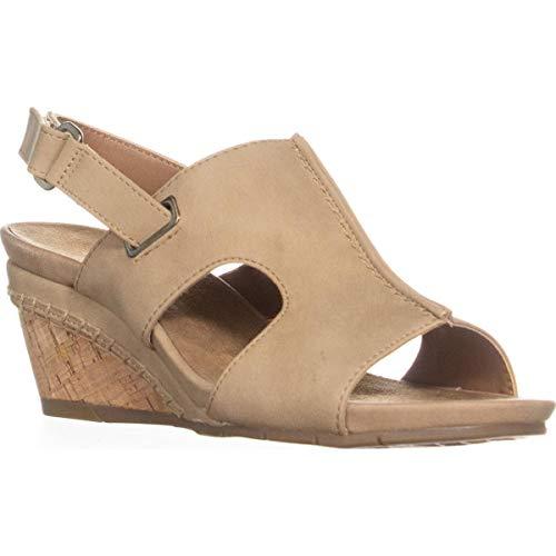 Aerosoles Women's Shortcake Sandal, Nude, 6 M US
