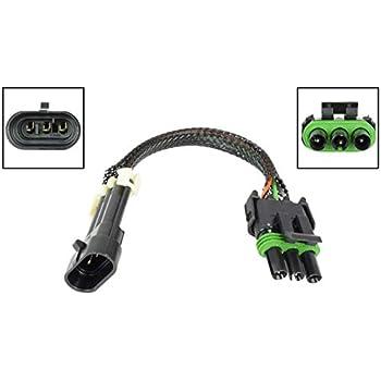 GM MAP Sensor Adapter Harness Connects LS1 LS2 to LS3 LS7 LS9 ZR1 L92 Style