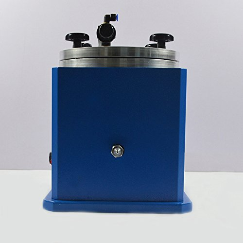 Intbuying 220V Vacuum Waxiness Injection Machine Vacuum, used for sale  Delivered anywhere in USA