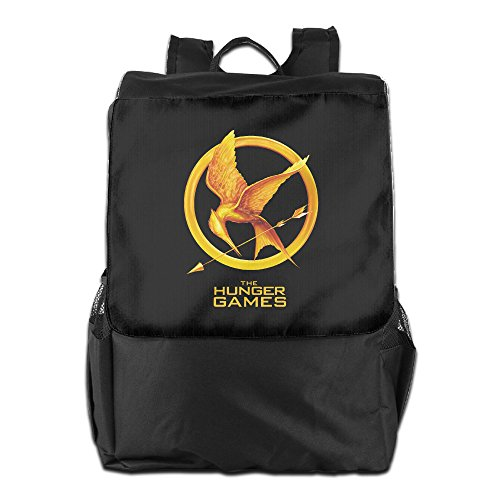 Hunger Games Backpack Knapsack Rucksack Hiking Shoulder Bag Daypacks Packsack Lightweight Packable Durable