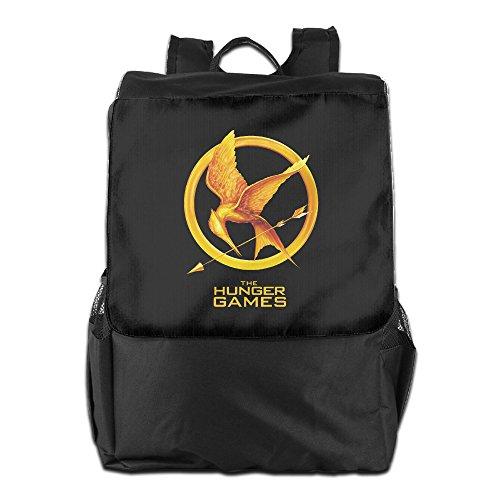 Hunger Games Backpack Knapsack Rucksack Hiking Shoulder Bag Daypacks Packsack Lightweight Packable Durable