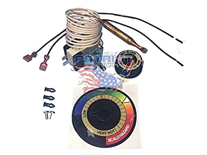 Weil Mclain 633-900-130 Thermostat (Aquastat) Kit For Residential ...