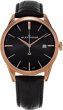 Alexander Heroic Sophisticate Men's Swiss Watch