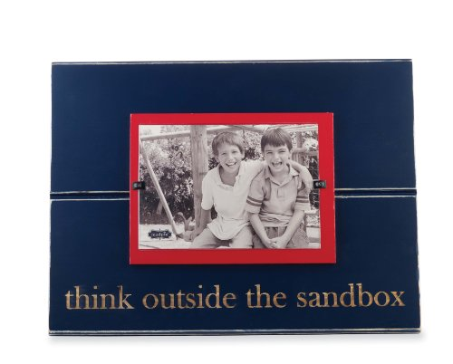 Mud Pie Outside The Sandbox Photo Frame