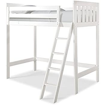 this item canwood lakecrest loft bed white