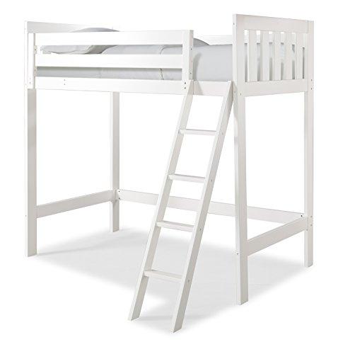 Canwood Lakecrest Loft Bed, White