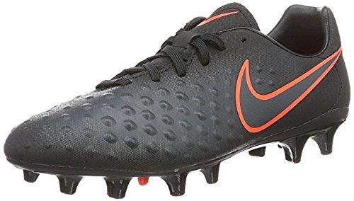Pictures of Nike Men's Magista Onda II FG Black/Black Total Crimson 1