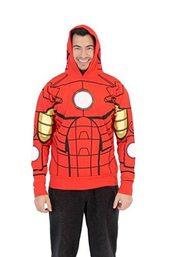 iron man hoody - 9