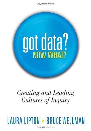 Got Data? Now What?: Creating and Leading Cultures of Inquiry - A practical book for teacher teams on gathering and interpreting assessment and other school data