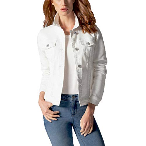 Buffalo Ladies' Knit Denim Jacket