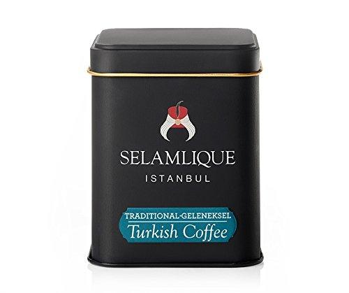 Selamlique's reliable Traditional Turkish coffee 125gr.(4.40oz)