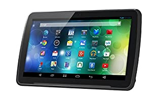 """Polaroid S10BK 10.1"""" Android 4.2 Jelly Bean 8GB Tablet With Google Play and Bluetooth"""