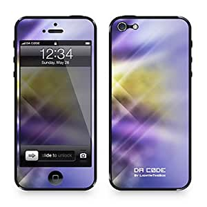 "Da Code ? Skin for iPhone 5/5S: ""Lavender Dance Lights Pattern"" (Abstract Series)"