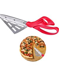 Take 1 Pcs/Pizza Scissors Knife Stainless Steel Pizza Shovel Scissors Pizza Cutter Baking Toolsl Kitchen Accessories save